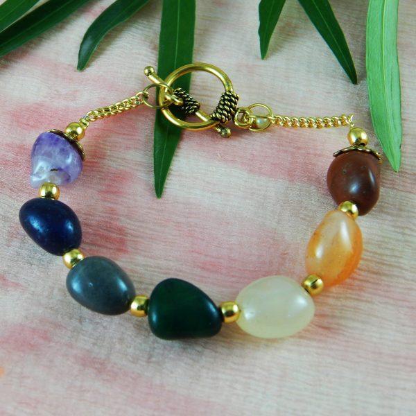 Chakra|7Chakra healing stone|stone chakra|chakra healing|Gemstone Bracelet
