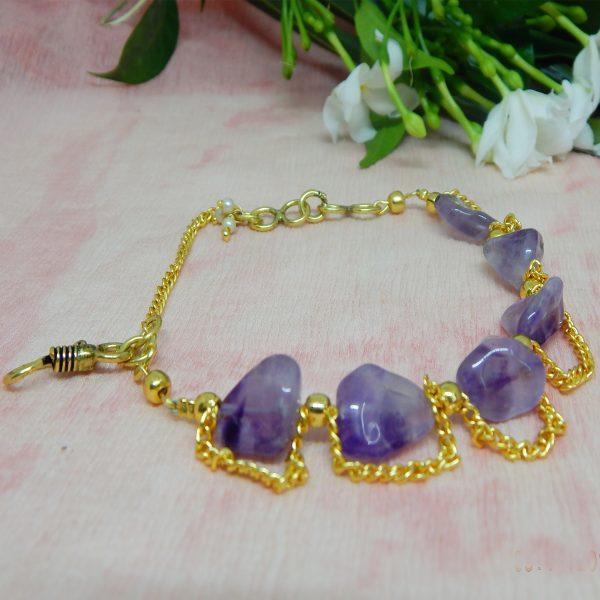 Chakra 7Chakra healing stone stone chakra chakra healing  Gemstone Bracelet