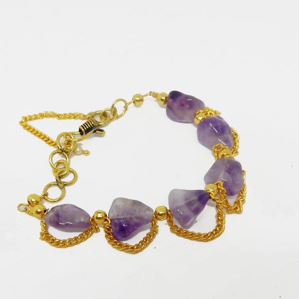 Gemstone Bracelet Stone Bracelet