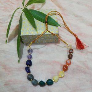 Gemstone Chakra Jewelry