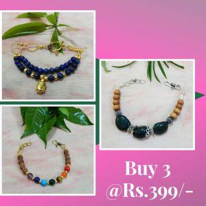 Bracelets @Rs.399/-